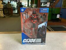 HASBRO 2020 GI-JOE CLASSIFIED SERIES WAVE 2 Cobra Red Ninja 6? FIGURE NIP