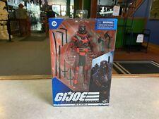 HASBRO 2020 GI-JOE CLASSIFIED SERIES WAVE 2 Cobra Red Ninja 6? FIGURE NIP