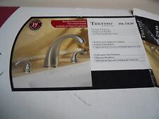 TREVISO Pfister Roman Tub Faucet Brushed Nickel Bath