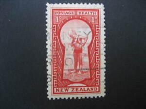 NEW ZEALAND USED SINGLE-1935 HEALTH SG 576