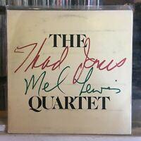 [SOUL/JAZZ]~EXC LP~THAD JONES~MEL LEWIS~The Quartet~[1978~ARTIST HOUSE~Issue]