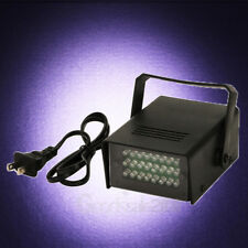 Mini DJ Strobe Light Flash Light 24 LED Bulb Club Stage Lighting Party Disco New