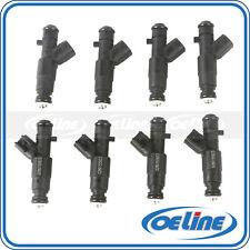 8pcs Fuel Injectors Set  for 00-05 Cadillac DeVille 4.6L DOHC V8 0280155923
