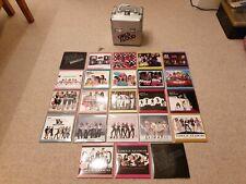 GIRLS ALOUD 22 CD SINGLES BOX SET ANTHOLOGY SOUND OF JUMP PROMISE CHERYL NADINE
