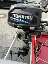 Bootsmotor Tohatsu 5PS Außenborder Motor