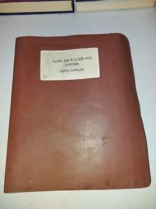 •National Cash Register Co. Class 395 & 400 Systems Parts Catalog•