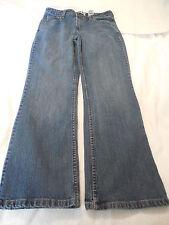 "Womens Misses LEVI Sig Boot Cut Mid Rise Jeans Size 12 Medium W 33"" Ins 29.5"""