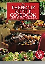 The Barbecue Kettle Cookbook by Shirley Guy, Marty Klinzman