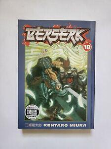 Berserk Vol. 18 Kentaro Miura TPB
