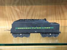 """American Flyer O Gauge Tender - goes with """"Hudson"""", """"Pacific"""" &poss. """"Atlantic""""!"""