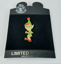 2009 Disney Prep Landing Parachute Elf Pin Limited Edition of 100