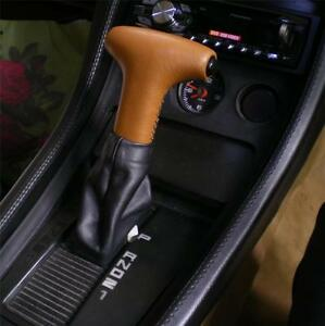 Geniune Leather shift boot Porsche 928 automatic