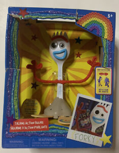Disney Pixar Toy Story 4 Forky Talking Action Figure 2019