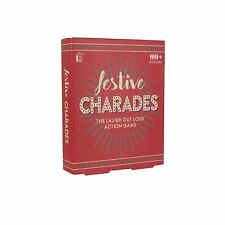 Festive Charades Game