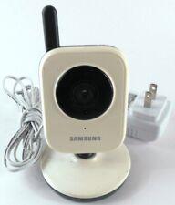 Samsung Baby Wireless Night Vision Camera SEB-1019RWN With AC Adapter