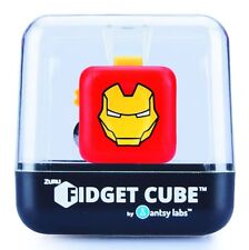 NEW ZURU FIDGET CUBE BY ANTSTY LABS MARVEL AVENGERS IRON MAN ~ FREE SHIPPING!