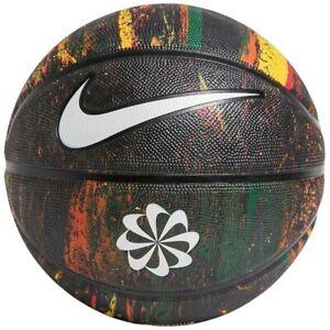 Nike Basketball Ball Sports Training Rubber Basketballs Size 5 Durable Balls