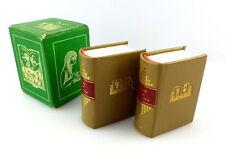 #e3160 2 mini libros: heinz Knobloch-alrededor del libro Offizin andersen Nexö