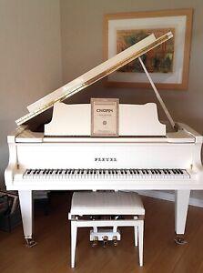 Piano 1/4 de queue Pleyel