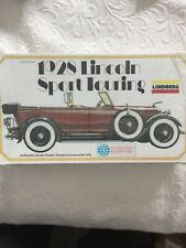 1928 Lincoln Sport Touring Plastic Model Construction Kit - 1/32 Scale - # 2104