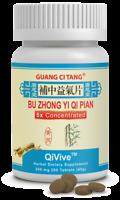 QIVIVE Guang Ci Tang, Bu Zhong Yi Qi Pian   200 mg 200 ct - 2 BOTTLES