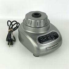 KitchenAid Blender Replacement Motor Base Only Silver KSB560CU1 KSB560