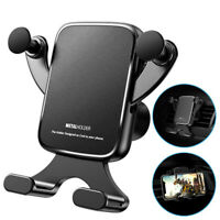 Car Air Vent Cell Phone Holder Mount 360 Degree Horizontal Vertical Place Stand