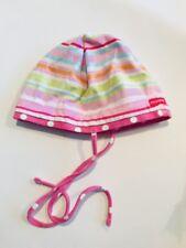 maximo - süße Babymütze rosa gestreift NEU Gr 62/68 2827n