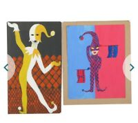 "Original Merle Rosen Paintings (2), 11.5"" X  20"" and 15"" X 18.25"""