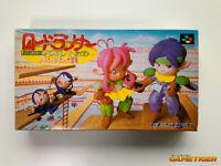 Lode Runner Twin + Registration SFC Super Famicom Nintendo SNES JAPAN