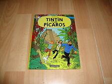 TINTIN Y LOS PICAROS COMIC A COLOR DE CASTERMAN DEL AÑO 2001 EN CASTELLANO NUEVO