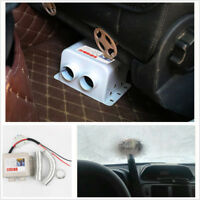 12V 600W 2 Air Outlet Car Heater Glass Window Defroster Deicing Warm For Winter