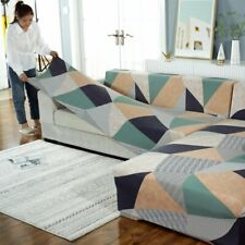 Geometric Sofa Cover Sectional Elastic Stretch Sofa Covers Couch Cover L Shape