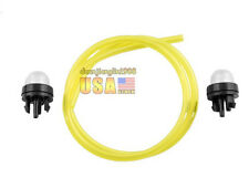 FOR Ryobi IDC Snap In Primer Bulbs & 2FT Fuel LIne Stens 615-764 Fast Ship