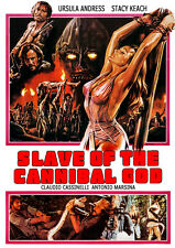 Slave of the Cannibal God (1978) (DVD) Ursula Andress & Stacy Keach Widescreen