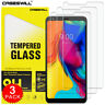 For LG Stylo 5 4 3 Plus Caseswill HD-Clear Tempered Glass Film Screen Protector