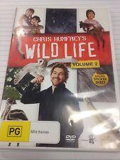 Chris Humfrey's - Wild Life, Wildlife Vol.2 Dvd, Region 2 And 4. Aus Seller