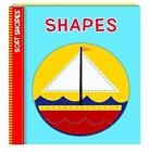 Melissa & Doug Children's Book - Soft Shapes: Shapes (Foam First Puzzle Book, G