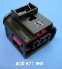 Genuine Flat Connector Housing With Contact Locking Mechanism 3 Pin 4D0971993
