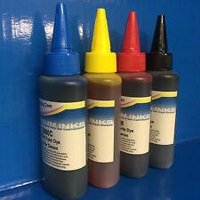 4*100ml Printer Refill INK Bottles for Canon Pixma mp272 mp280 mp492 mp495 Cheap