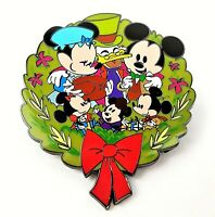 Disney D23 Exclusive Mickey's Christmas Carol Jumbo Pin Limited Edition 2300