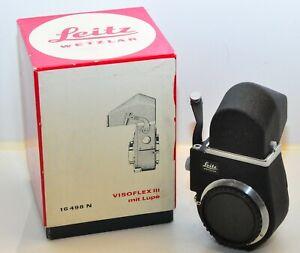 Leitz Leica Visoflex 3, guter Zustand, ovp