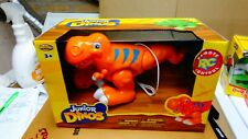 NKOK JUNIOR DINOS REMOTE CONTROL NEW 2014 BATTERY OPERATED
