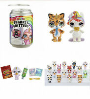 Poopsie Sparkly Critters Collectable Toy Multicolour Brand New x 6 packs