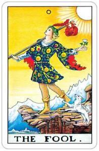 Pocket Universal Waite Tarot Card Deck!