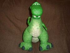 "Big Roaring Rex Plush Toy Story 2009 Fisher Price T2406 Disney 14"" tall"