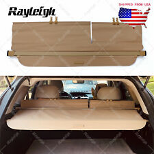 Cargo Cover Security Rear Trunk Beige Shade For 2010-2015 Lexus Rx Rx350 Rx450H