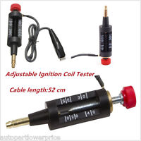 Car SUV Ignition Wires Coil Tester Spark Plug Circuit Tester Tool Diagnostic