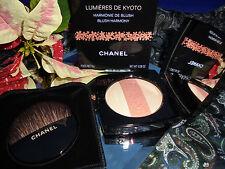 Chanel LUMIÈRES DE KYOTO Puder/-ROUGE-HARMONIE neu OVP mit Tragetasche limitiert