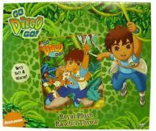 Royal Plush Throw Blanket Diego The Rescuer Blanket 40X50